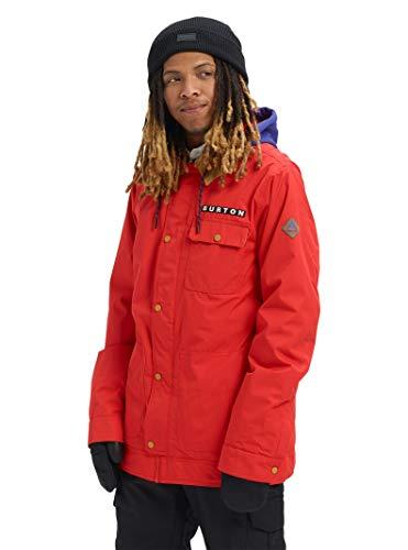 - Burton Men's Dunmore Jacket, Flame Scarlet, Large