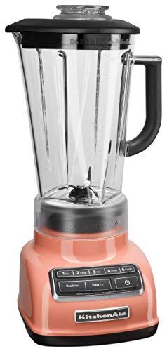 KitchenAid KSB1575PH 5-Speed Diamond Countertop blender, 60 ounce, Bird of Paradise by KitchenAid (Image #1)
