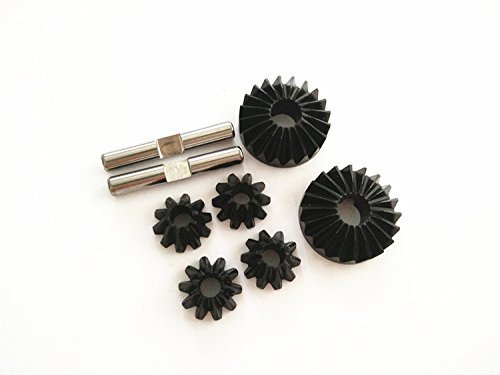Hard Steel Bevel Gear Differential for HPI 1/8 Savage 21 25 SS 4.6 X XL FLUX 87193 86032 Upgrade Parts B071K1R33W