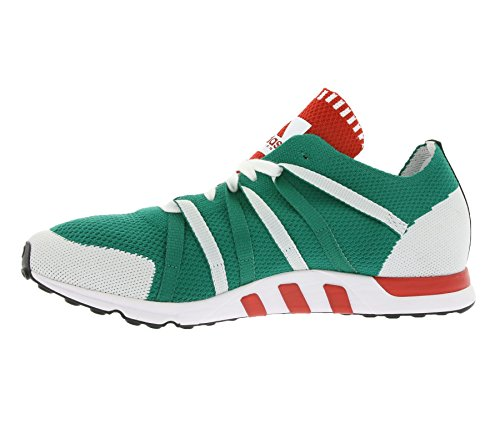Adidas Equipment Racing 93 PK Primeknit, sub green/ftwr white/collegiate red Grün