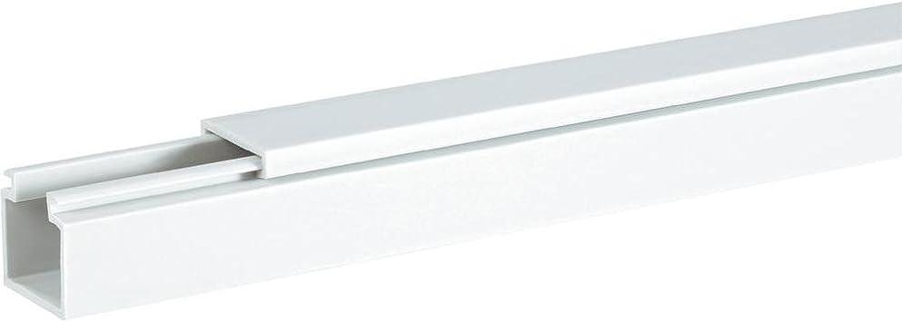 /Canal lF avec 1/ /2/Compartiment 60/x 90/Blanc Neige LF/ Hager tehalit