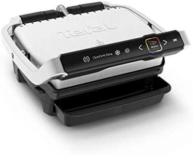 Tefal Optigrill Elite GC750D Grill parrilla eléctrica interior y ...