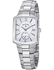 Philip Stein Classic Square Ladies Stainless Steel Watch 21-CMOP-SS3