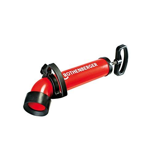 Rothenberger ROPUMP Super Plus + Adapter short+long 072070X (Adaptor Rothenberger)