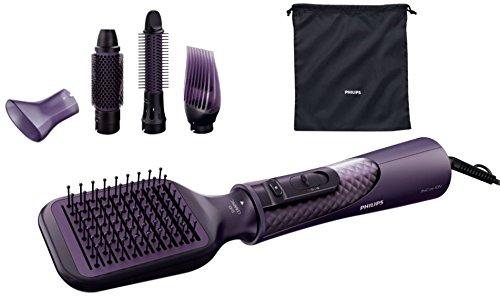 Philips ProCare Moldeador HP8656/00 - Moldeador de pelo (220-240V, 2m, Violeta, Cepillar, Boquilla, Volume styler) 146310