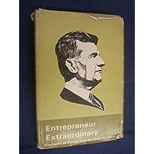 Entrepreneur Extraordinary- The Biography of Tomas Bata