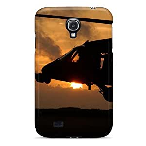 Unique Design Galaxy S4 Durable Tpu Case Cover Blackhawk