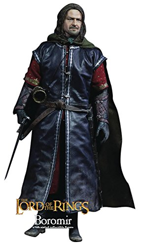 1 Ring Toy (Asmus Toys the Lord of the Rings: Boromir (Rooted Hair Version) 1:6 Scale Action Figure)