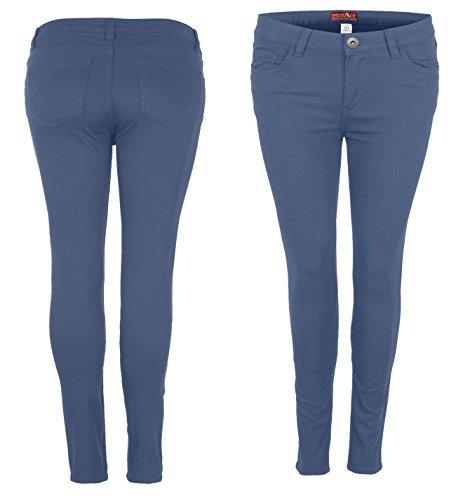 westAce - Jeans - Femme bleu pale