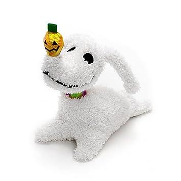 Disney Nightmare Before Christmas Jack Skellington Zero perro de peluche Plush