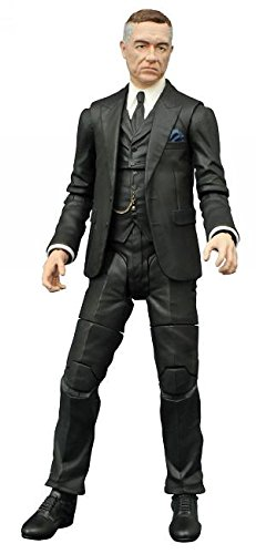 Alfred Pennyworth Gotham Select Deluxe Action Figure