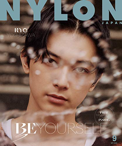 NYLON JAPAN 2020年9月号 画像 A
