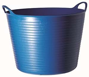 TubTrug SP26BL Medium Blue Flex Tub, 26 Liter