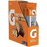 Gatorade Whey Protein Bar Chocolate Caramel 6 Pack Review