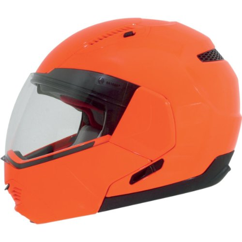Afx Fx-140 Modular Helmet Safety Orange - Helmets 20 Afx Fx
