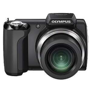 Olympus  SP-610UZ - Cámara Digital Compacta 14 MP - Negro