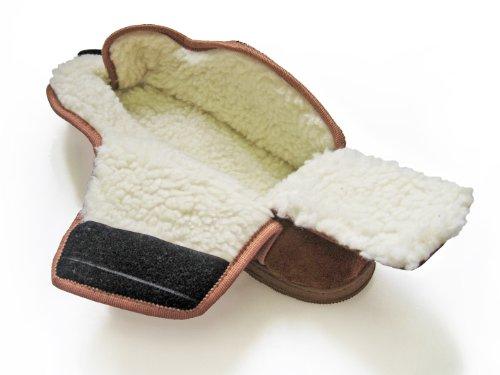 Inther - Max - Zapatillas de estar por casa para mujer Fauve