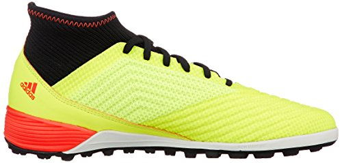 De solar Hommes Jaune Predator Pour Tf 18 Adidas 3 Core Chaussures Solar Yellow Red Soccer Tango Black 0fqwgHnT