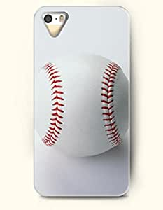 OOFIT Phone Case design with Baseball for Apple iPhone 4 4s 4g