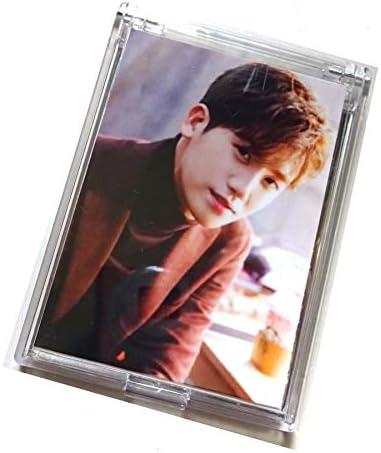 ZE:A(ゼア)パク・ヒョンシク 【I】 人気の韓国スター折りたたみミラー「鏡」