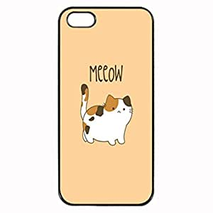 MUNCHKIN KITTY CATS Pattern Image Protective iphone 5S / iPhone 5 Case Cover Hard Plastic Case For iPhone 5 5S