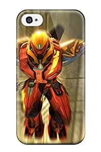 linJUN FENGCharles C Lee TCcqLlZ4519MXXuq Case Cover Skin For Iphone 4/4s (halo Red Elite)