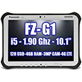 PANASONIC TOUGHPAD FZ-G1 i5 1.9Ghz, 3MP CAM, 4G LTE, 128GB SSD, 8GB RAM