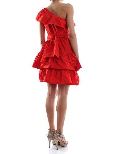 PINKO FINALE VESTIDO Mujer Rosso