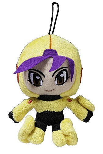 "Big Hero 6 5.5"" Go Go Tomago Plush Figure"