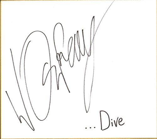 Will Ospreay Signed Shikishi Art Board BAS COA New Japan Pro Wrestling NJPW ROH - Beckett Authentication from HollywoodMemorabilia