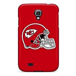 LittleBox Scratch-free Phone Case For Galaxy S4- Retail Packaging - Kansas City Chiefs 3