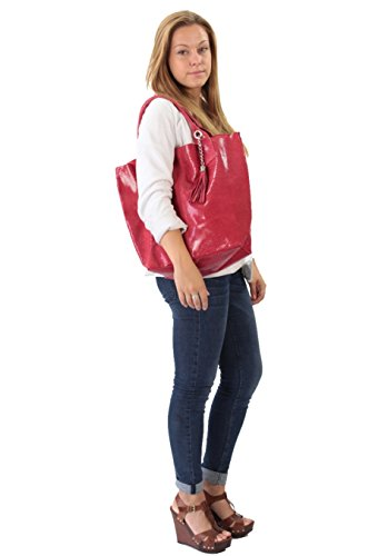 Handbag Shoulder Women Leather Wear Histoiredaccessoires Black To Sa006123re ruggero qH1Zn5wz