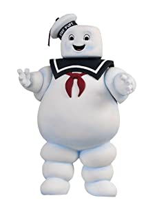 Amazon.com: Ghostbusters: Stay Puft Marshmallow Man Bank: Toys & Games
