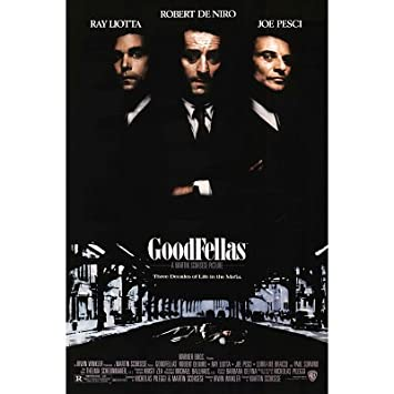 Amazon.com: Goodfellas Group Movie Poster: Prints: Posters & Prints