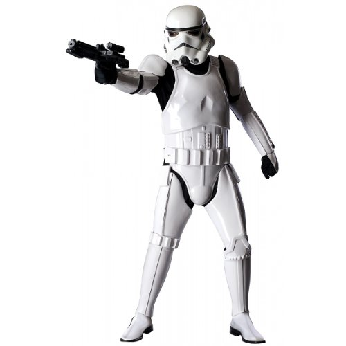 Supreme Edition Stormtrooper Adult Costume - Standard ()