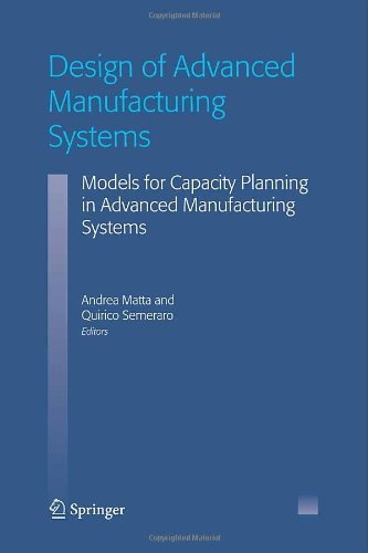 Download Design of Advanced Manufacturing Systems Pdf