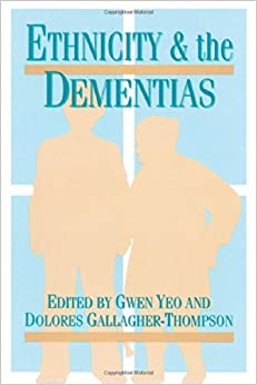 Book Ethnicity and Dementias