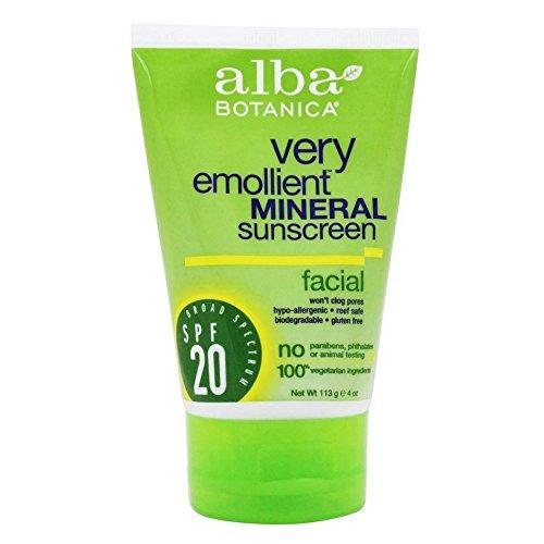 Alba Botanica Very Emollient Sunscreen - 7