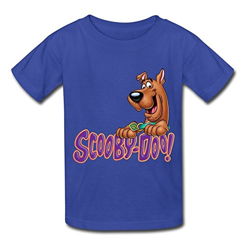 Short Sleeve Scooby Doo Logo Kid