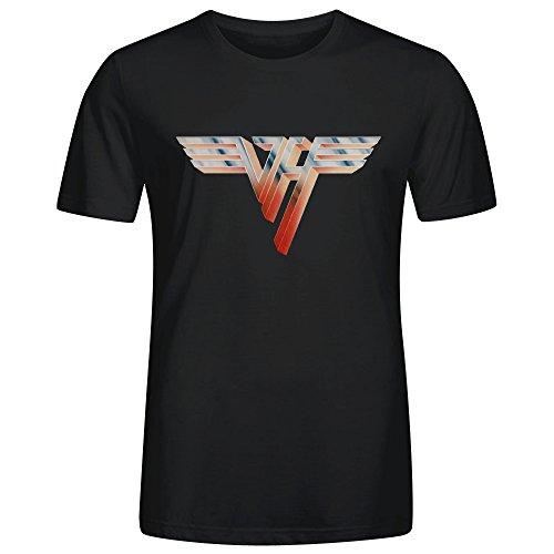 van-halen-van-halen-ii-tee-shirts-for-men-black