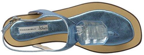 Donna Tosca Sandali Blu Ss1713s246 azzurro B00wgYq