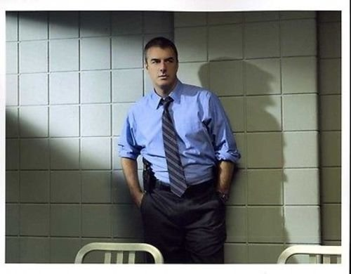 Chris Noth Law And Order Criminal Intent 8x10
