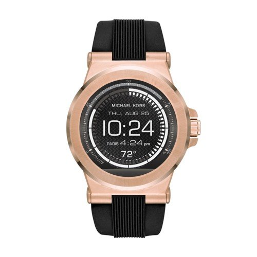 Michael Kors Access Touchscreen Black Dylan Smartwatch - Watch Station Michael Kors