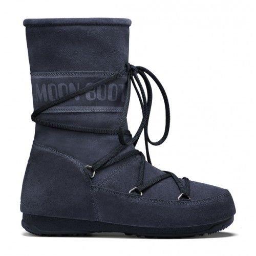 Moon Boot Moon Boot W.E. Caviar Mid–Descansos–Mujer–Azul–24000500015–EU 41