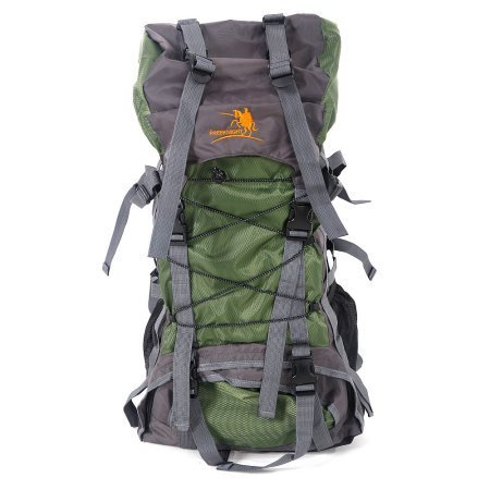 4ae373e11880 Amazon.com   60L Water-resistant Hiking Backpack Backpack