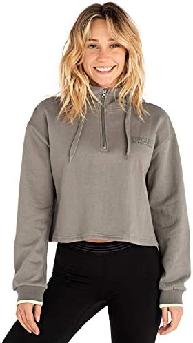 RIP CURL Epic Heights Crop Hoody Olive S