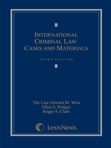 essay about criminal cases