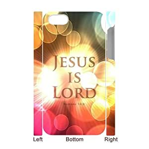 Jesus CUSTOM 3D Phone Case for iPhone 4,4S LMc-87937 at
