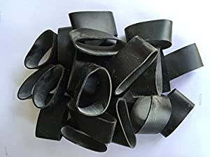 Amazon Com Ranger Bands 24 Made From Epdm Rubber For