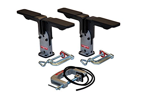 Tools4Boards Cinch Ski & Snowboard Vise, Black by Tools4Boards
